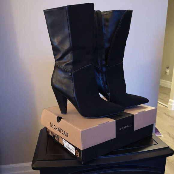 Sexy Le Chateau Boots